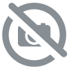 POCHETTE BLACK LAZY JUNGLE XL POUCH WOUF